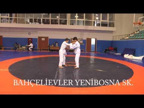 Bahçelievler Yenibosna Spor Kulübü Ekim 2016 Judo Kuşak Sınavı - JudoTurkey