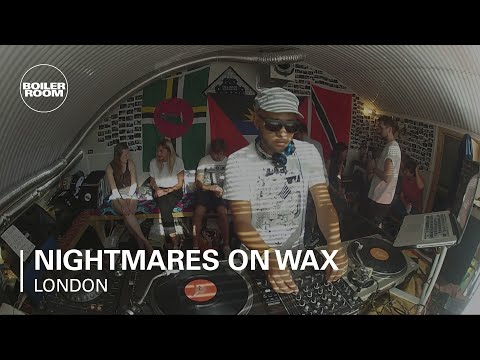 Nightmares On Wax Boiler Room DJ Set