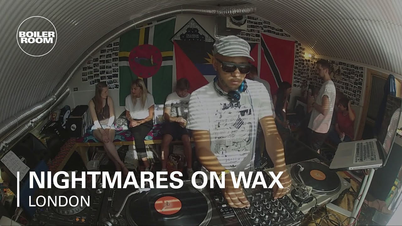 Nightmares On Wax Boiler Room Set