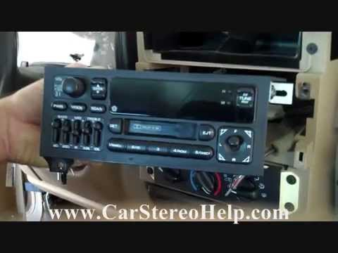 how to jeep wrangler car stereo removal 1996 2006. Black Bedroom Furniture Sets. Home Design Ideas