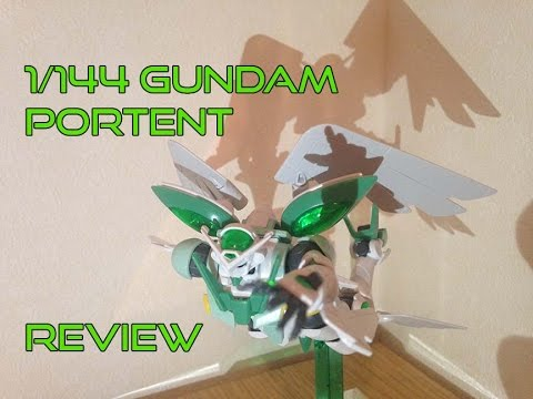 1 144 hgbf gundam portent review youtube for Portent not working