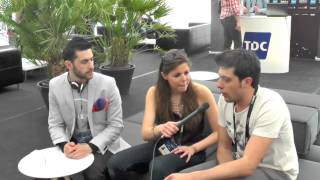 ESC United - Aram Mp3 (Armenia) Interview