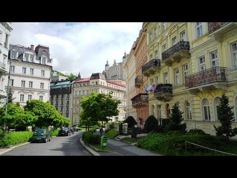 Karlovy Vary, Czech Republic (Carlsbad)