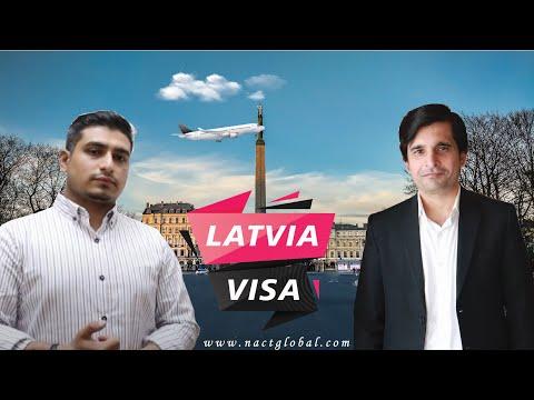Latvia Visa Student Experience|| Pakistan-Uzbekistan-Latvia||  Latest Updates.