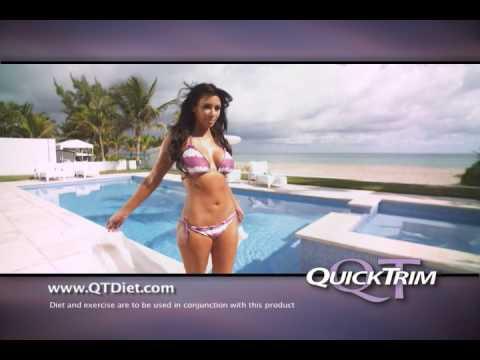 Quicktrim Fast Cleanse Diet System Weight Loss Secret Kim Kardashian