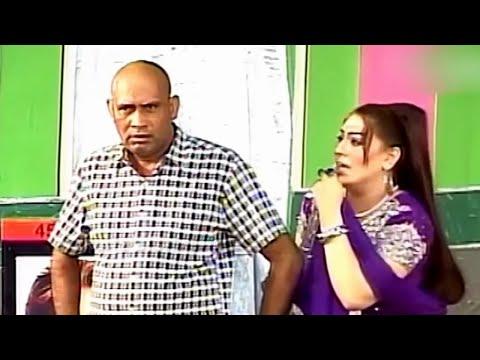 Best Of Akram Udass and Asha Choudhary New Pakistani Stage Drama Full Comedy Funny Play | Pk Mast