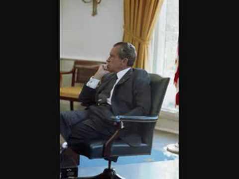 RICHARD NIXON TAPES: China Initiative (Henry Kissinger)