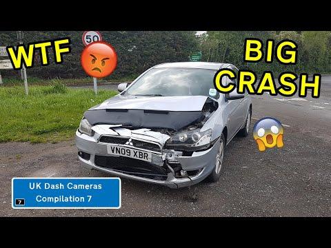 UK Dash Cameras - Compilation 7 - 2020 Bad Drivers, Crashes + Close Calls