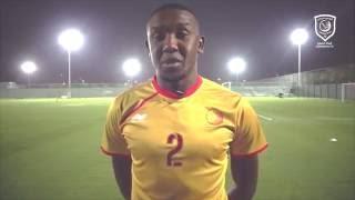 قناة لخويا | محمد موسى: المواجهة ضد الريان دائماً تكون مباراة ممتعة