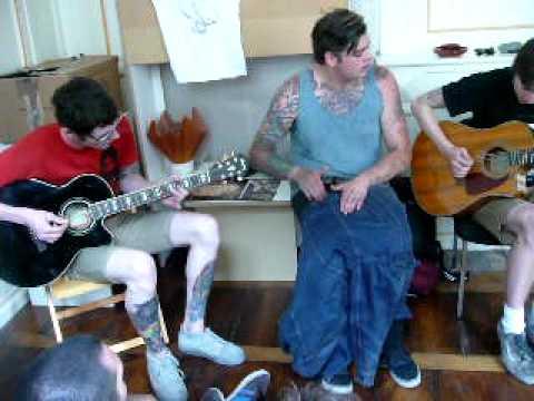 Grown Ups - Open sesame (live acoustic rennes)