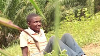 Raba ingene yikwegeye IZOMBI riramuriye azize imitoma #Daimoni short movie by gold movies team