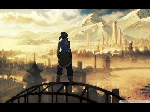 Rubrique Anime   La légende de Korra (spoilers limités)