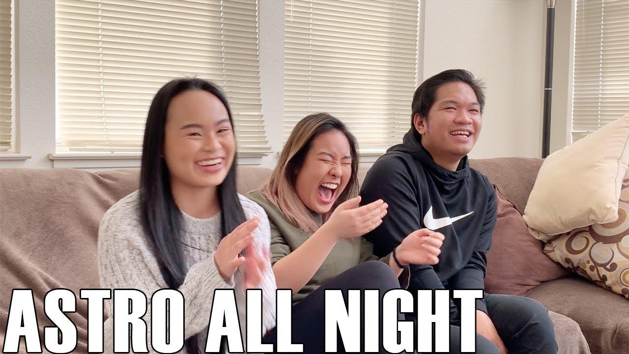ASTRO (아스트로) - All Night (Reaction Video)