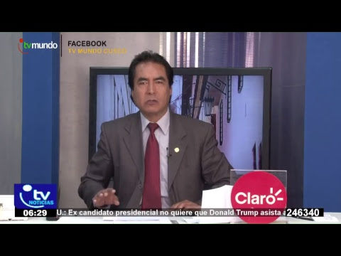 TV MUNDO NOTICIAS CUSCO - ENVIVO