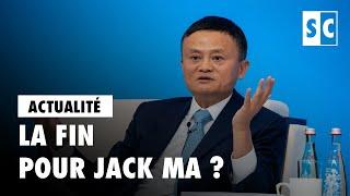 LA FIN POUR JACK MA ?