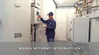 AirSep PSA Oxygen Plant Start Up Video