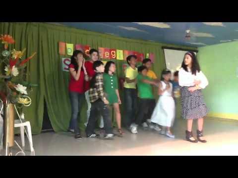 Supercalifragelistics (Good Beginnings School Fair 2012)