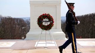 Tomb of the Unknown Soldier: Changing of the Guard