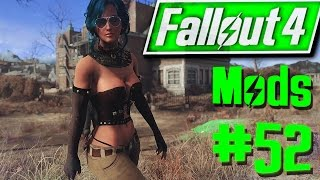 Fallout 4 Mods Weekly - Top Mods of WEEK Combat Zone Strippers XBOX PS4 PC