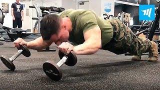 Strongest Marine - Julian Miguel Arroyo | Muscle Madness