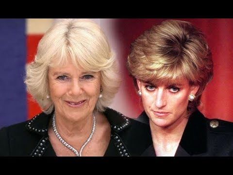 camilla parker bowles fury how duchess dubbed princess diana a mad cow today news us youtube youtube