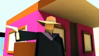 3D Showreel Scott Bellis