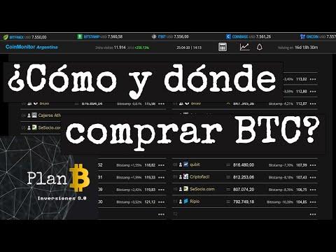 Comprar Bitcoins: Cómo? Dónde? Con Pesos O Dólares? Cómo Hacer Un Análisis Antes De Comprar!