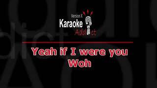 IF I WERE YOU - HOOBASTANK (Karaoke cover)