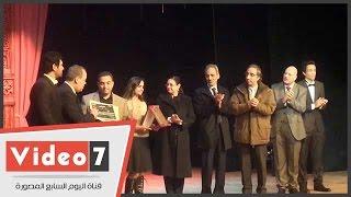 مهرجان المسرح العربى يكرم روح ماجى مؤمن شهيدة البطرسية