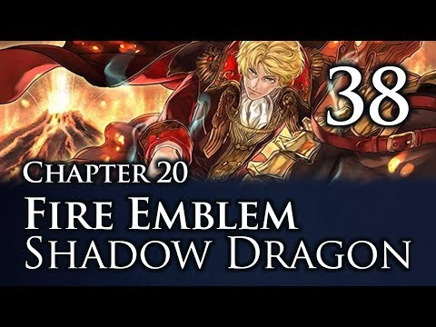 "Part 38: Let's Play Fire Emblem Shadow Dragon, Classic Merciless, Chapter 20 - ""Fifty Points"""