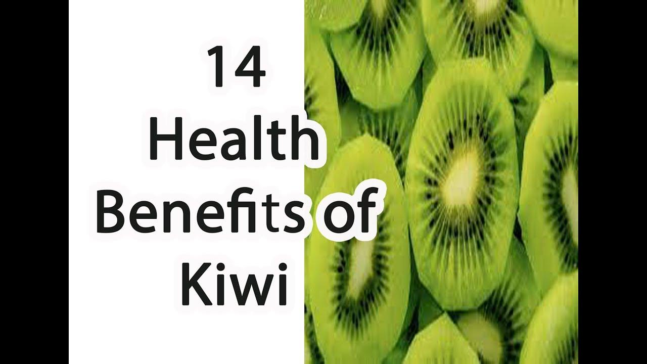 14 health benefits of kiwi || kiwi fruit benefits for