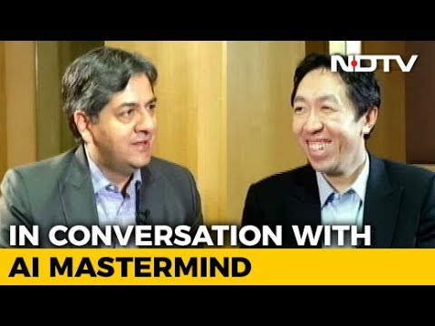 """""""AI Is The New Electricity"""": Artificial Intelligence Pioneer Andrew NG"""