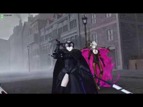 【Fate/Grand Order Arcade】路地裏 アサシン対策 検索【FGOAC】【FGOアーケード】推しと全国対戦その42@魔霧都市