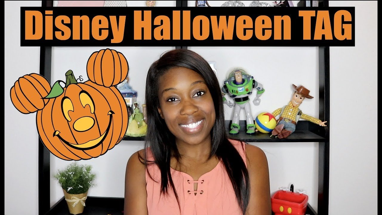 halloween youtube tag