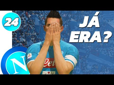 ACABOU PRO NAPOLI? | FIFA 19 - Modo Carreira Napoli #24