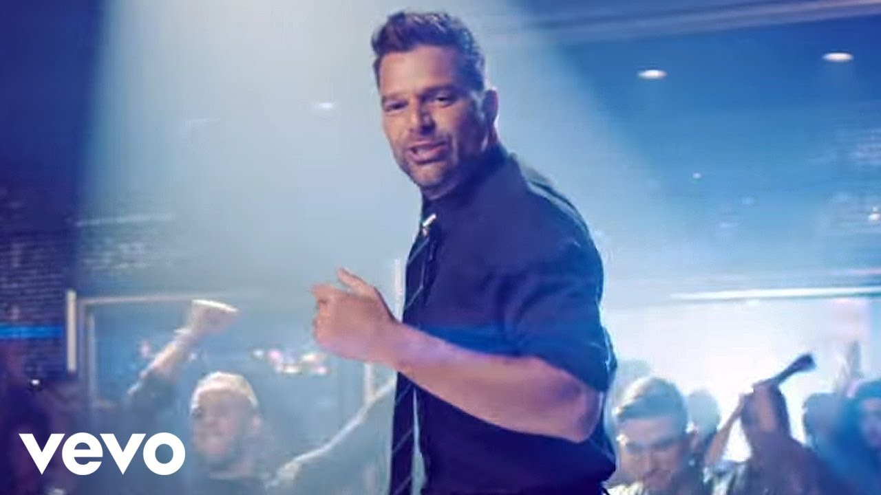 ricky martin come with me free download