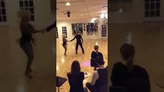 Mr Jewetts Dances Cheta With Ms Julia