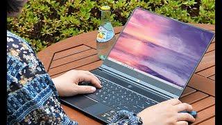 날렵하고 가벼운 10세대 인텔 슬림 노트북, MSI 모…