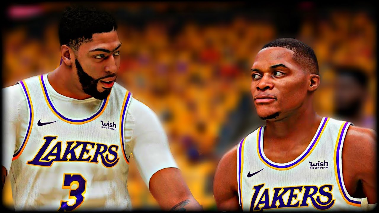 RUSSELL WESTBROOK's LAKERS SIMULATION... can this work?