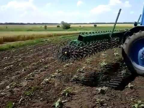 Мини трактор для домашнего