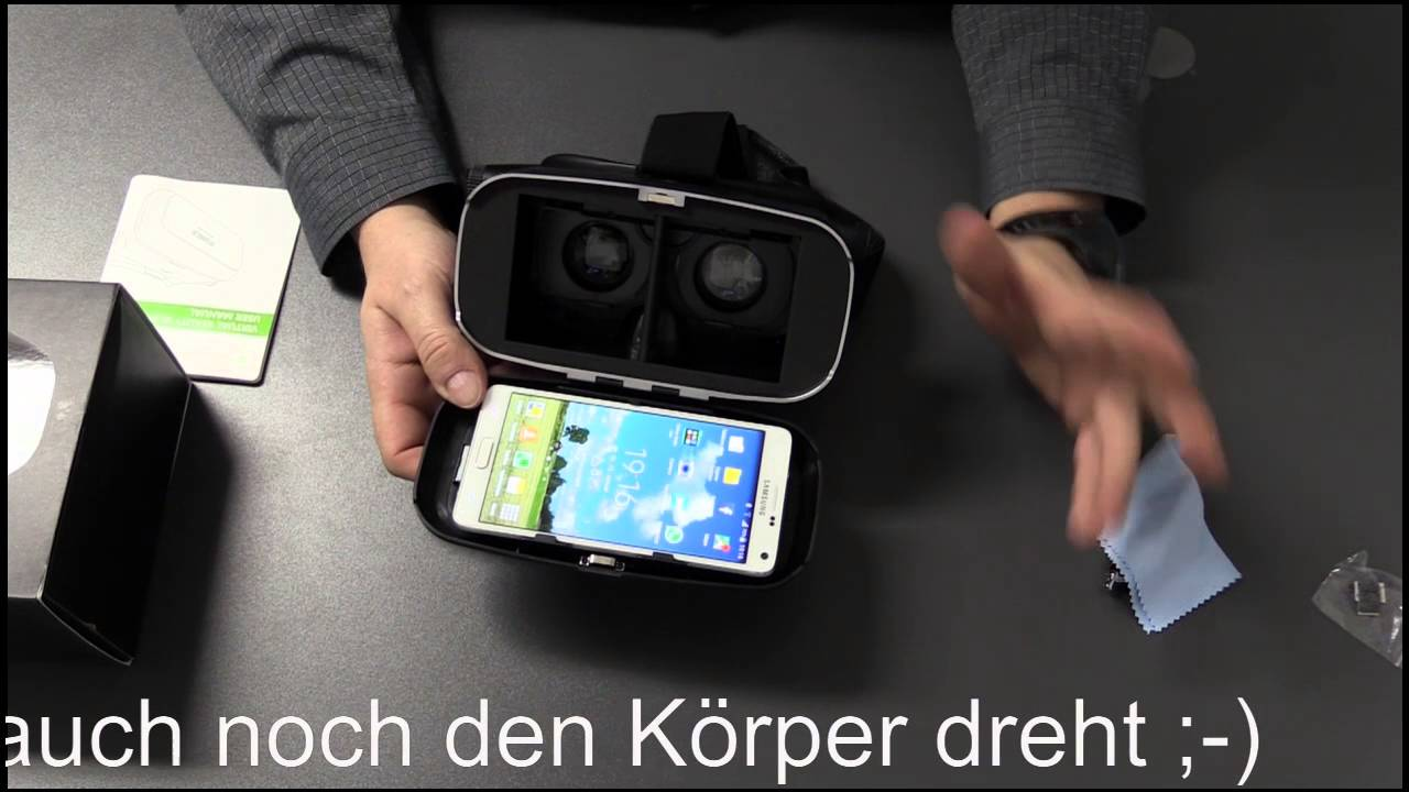 vr brille 3d brille smartphone virtual reality vr