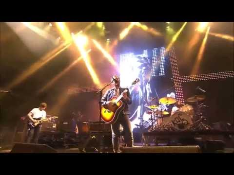 Kings Of Leon  - LIVE - Lollapalooza Berlin 2016 GERMANY