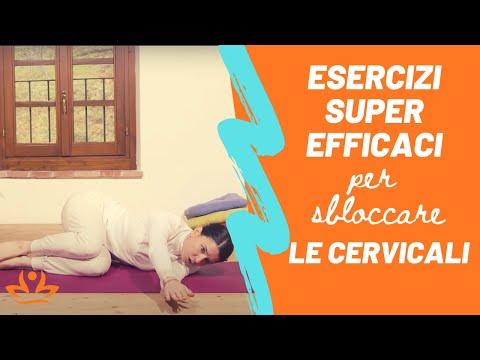 Esercizi Super Efficaci Per Sbloccare Le Cervicali