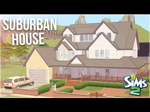 The Sims 2 House Build