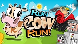 Run Cow Run Android & iOS GamePlay Trailer (HD)