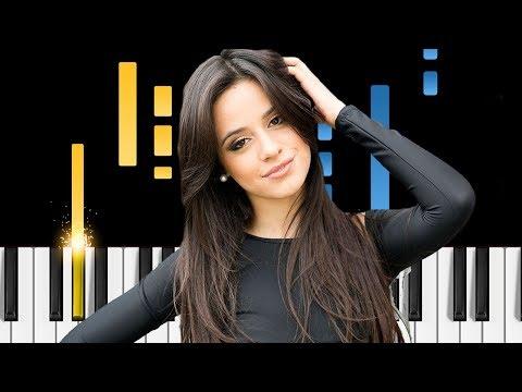 Camila Cabello - Consequences - Piano Tutorial / Piano Cover
