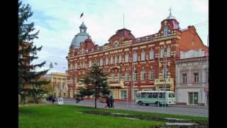 Мой фильм-Город Томск .