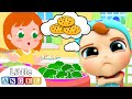 No No Snacks | Healthy Habits Kids Song & Nursery Rhymes by Little Angel