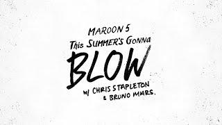 Maroon 5 Vs. Ed SheeranBruno MarsChris Stapleton - This Summer#39s Gonna Blow Mashup