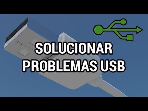 Solucionar problemas con los puertos USB www.informaticovitoria.com